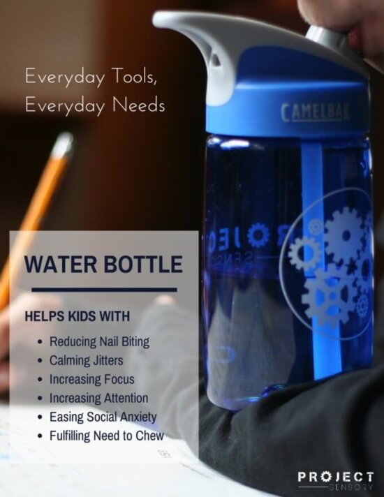 Sensory Benefits of a Water Bottle