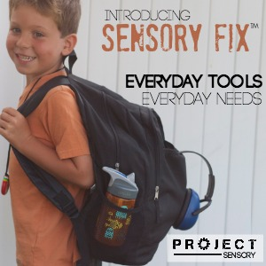 Sensory Fix™ for Everyday Sensory Needs