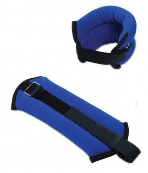 Ankle Weights for Weighted lap Pad