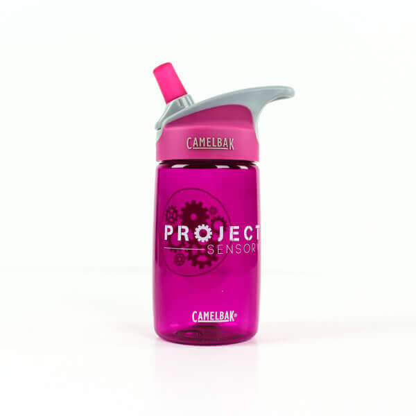 Project Sensory Water Bottle Pink