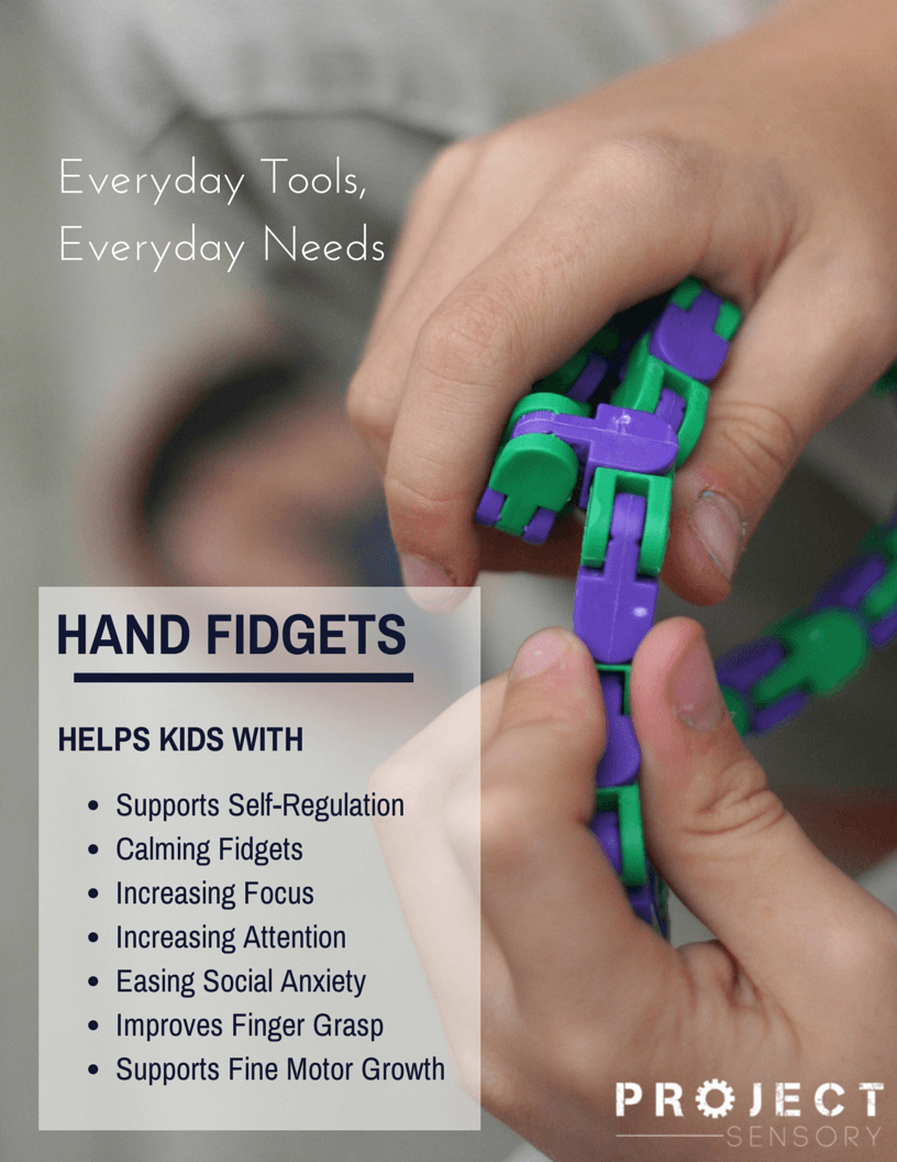 Fidget Benefits