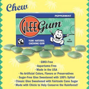Glee Gum Sell Sheet 550x550