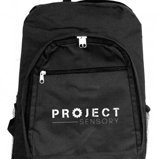 Project Sensory Sensory Awareness Backpack