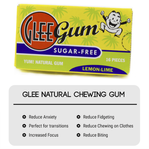 Glee Natural Chewing Gum