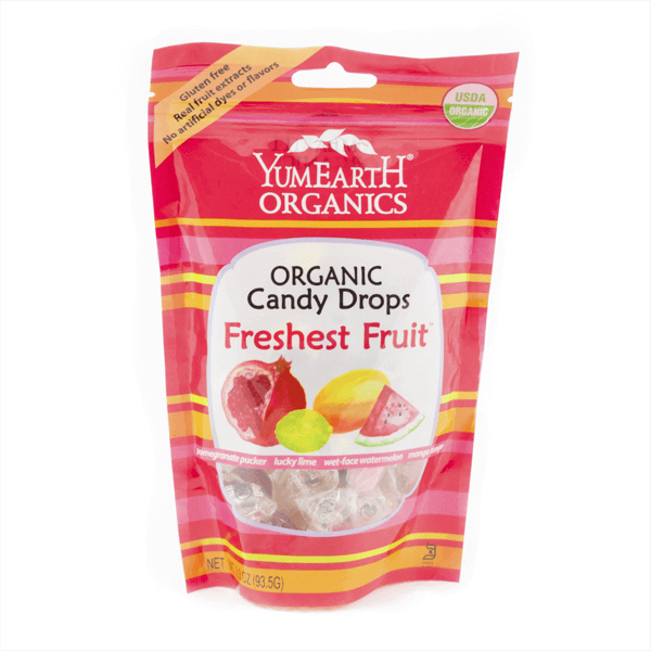 YumEarth Organic Hard Candy