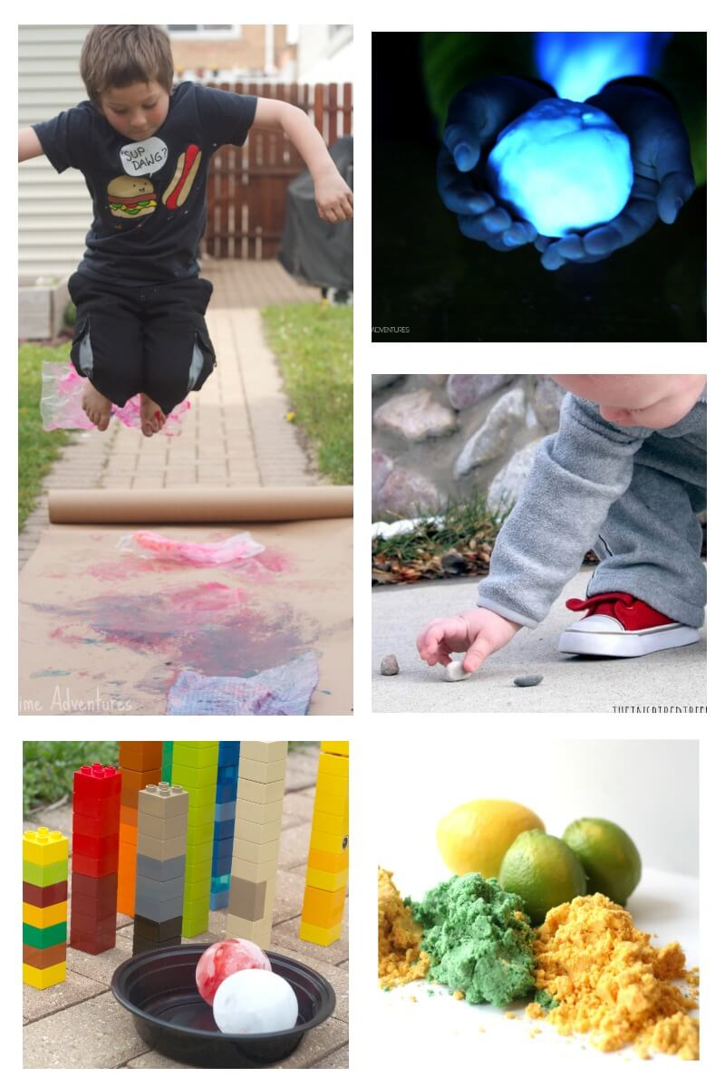 Summer Sensory Projects for Kids