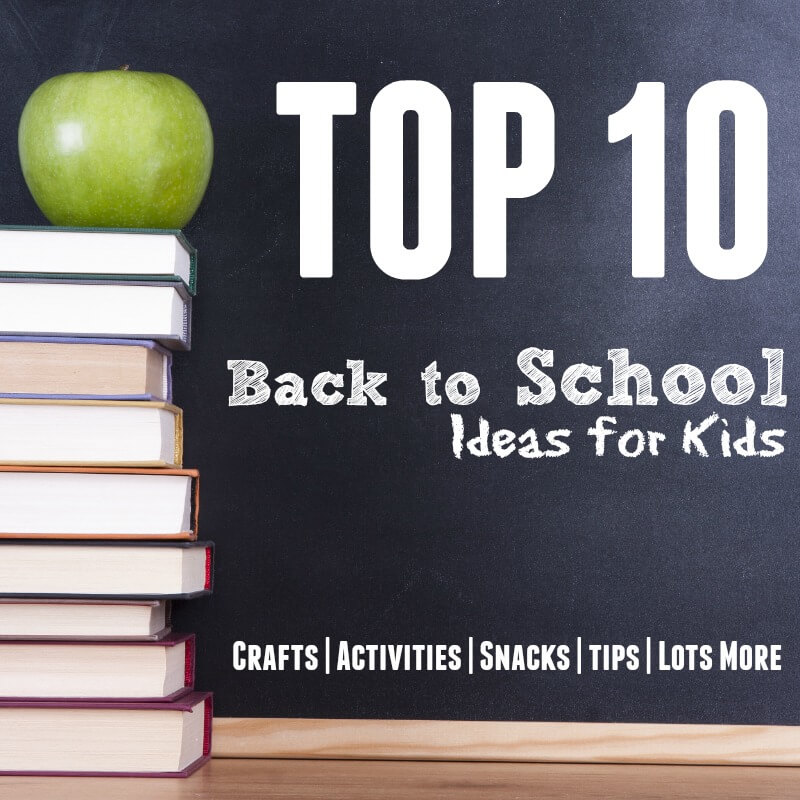 Top 10 Back to School Option B