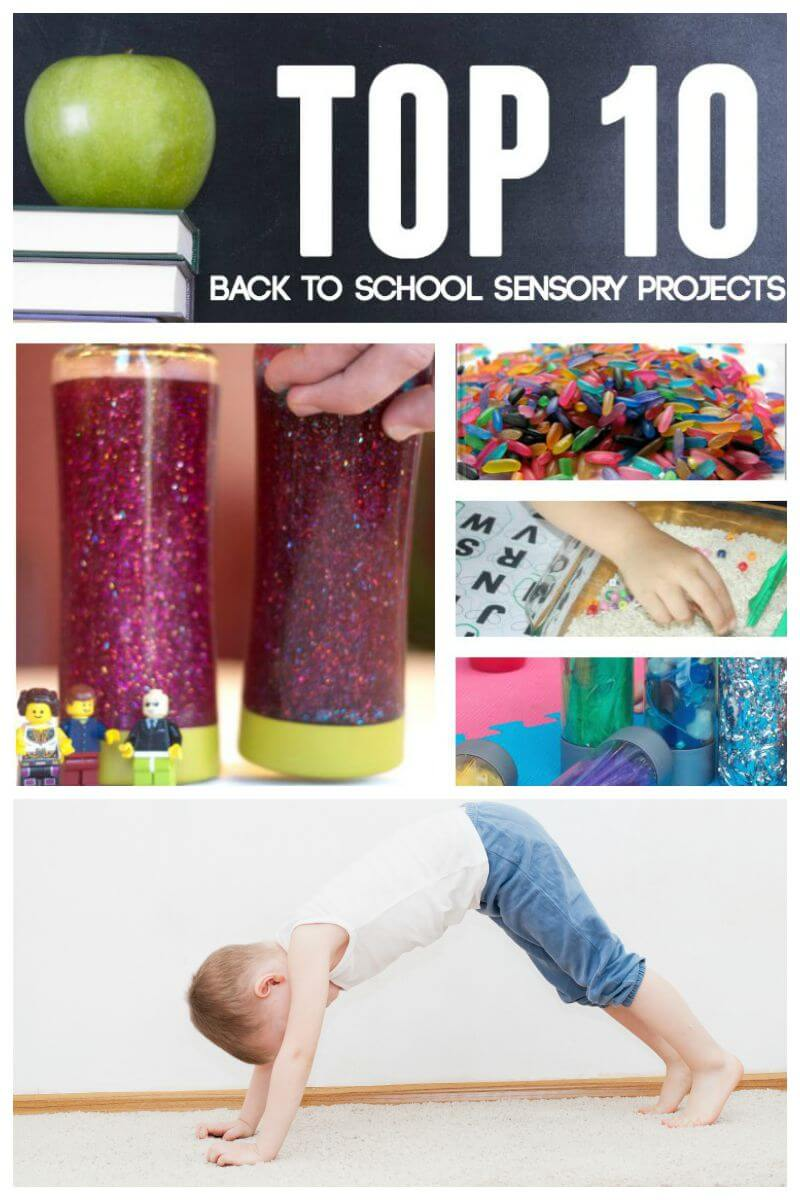 top 10 back to school sensory projects for kids