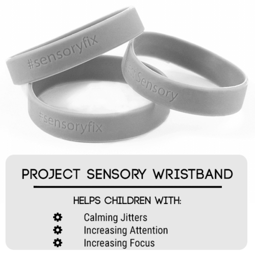 Sensory Awareness Fidget Bracelet