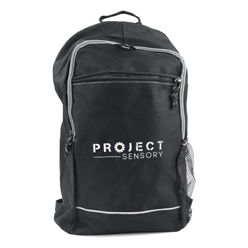 Project Sensory Awareness Backpack