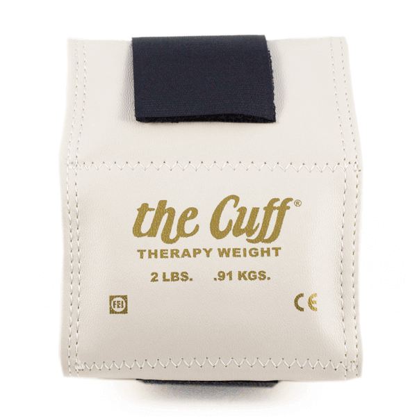 The Cuff Weighted Pad